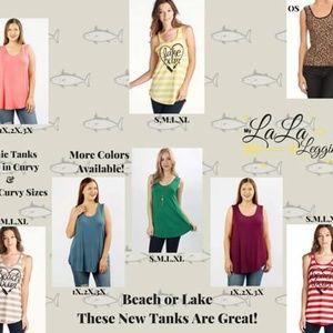 Tops - Lala shirts